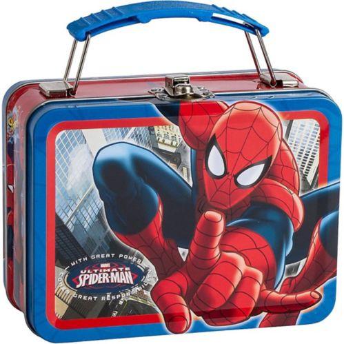Boîte en métal Spider-Man Image de l'article