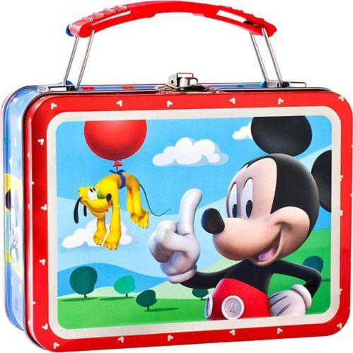Mini boîte en métal MickeyMouse