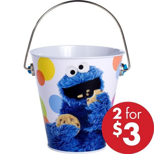 Sesame Small Pail