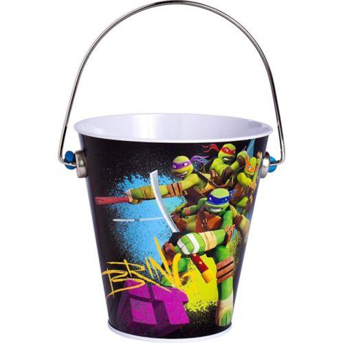 Teenage Mutant Ninja Turtles Metal Pail Product image