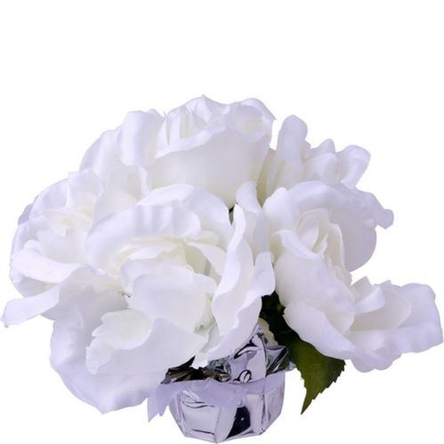 White Rose Pot Product image