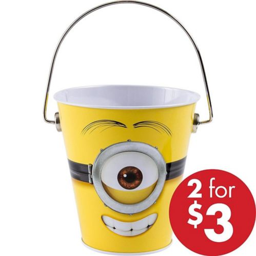 Despicable Me Small Pail