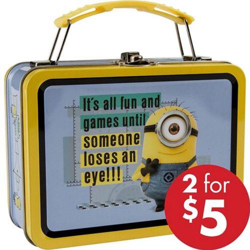 Mini Despicable Me Tin Box Product image