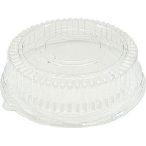 Tray with Dome Lid