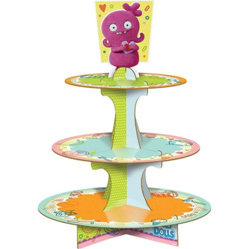 Ugly Dolls Cupcake Stand Product image
