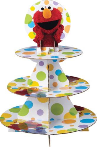 Wilton Elmo Cupcake Stand, 11.8-in x15-in Product image