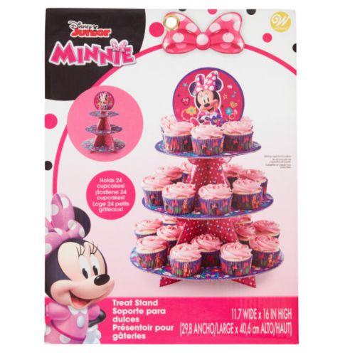 Présentoir pour gâteries Minnie Mouse de Wilton Image de l'article