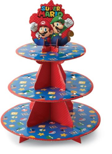 Treat Stand Super Mario Brothers
