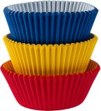 Primary Colours Baking Cups, 75-pk | Amscannull