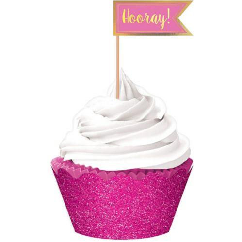 Cupcake Decorating Kit, Pink, 72-pc Product image