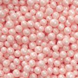 Wilton Pink Sugar Pearl Sprinkles, 144-g   Wiltonnull