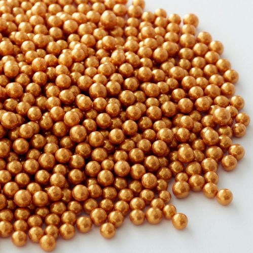 Wilton Gold Sugar Pearl Sprinkles Product image