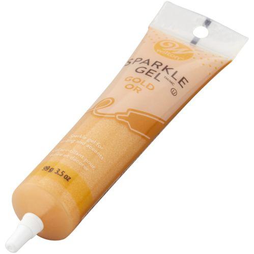 Wilton Gold Sparkle Gel Product image