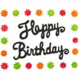 Wilton Happy Birthday Icing Decorations, 40-g | Wiltonnull