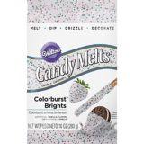 Colour Burst Candy Melts, 10-oz, 6-pk