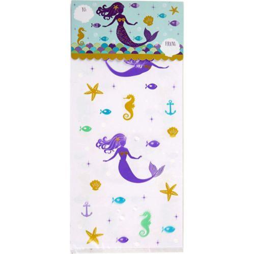 Wishful Mermaid Treat Bag Kit, 20-ct Product image