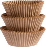 Moules à petits gâteaux en papier Kraft, paq. 75 | Wiltonnull