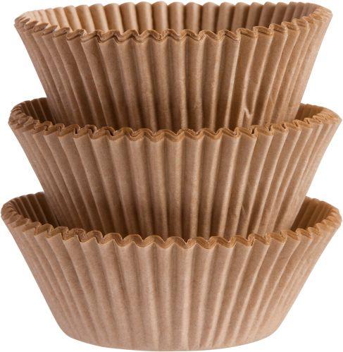 Moules à petits gâteaux en papier Kraft, paq. 75 Image de l'article