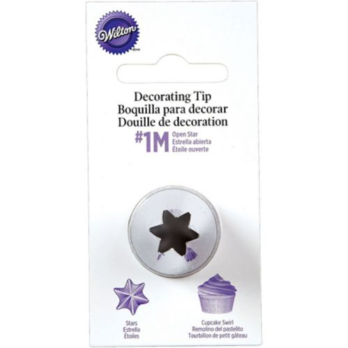 Wilton Open Star Decorating Tip Product image