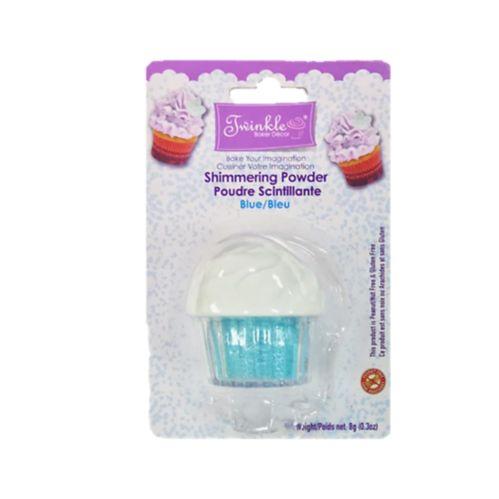 Shimmer Powder, Blue Product image