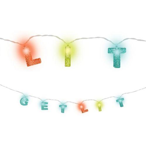 Get Lit LED String Lights