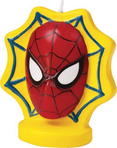 Bougies d'anniversaire Spider-Man, paq. 3 Image de l'article
