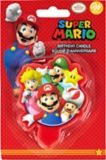 Super Mario Brothers Birthday Candle | Wiltonnull