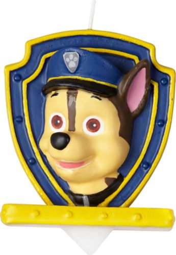 Paw Patrol Birthday Candle Product image