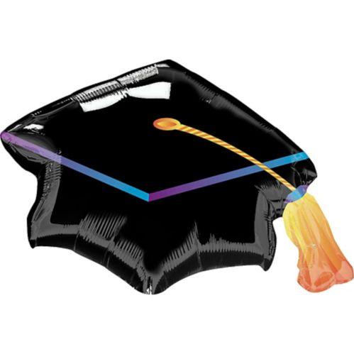Graduation Cap Graduation Balloon, 31-in