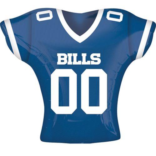 Ballon en jersey des Bills de Buffalo