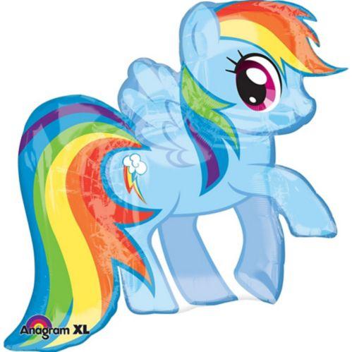 My Little Pony Rainbow Dash Balloon, 38-in Product image