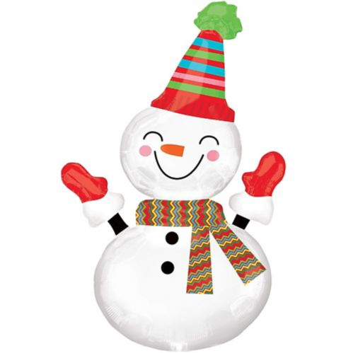 Giant Snowman Balloon