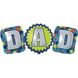 Ballon géant pour papa, 37 po | Amscannull