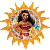 Giant Moana Sun-Shaped Balloon | Amscannull