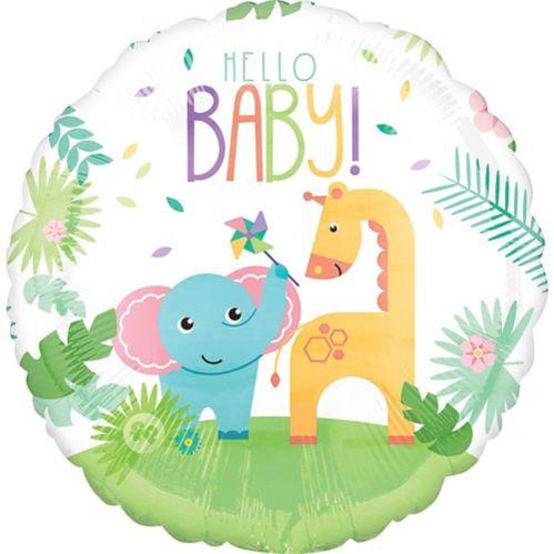 Giant Fisher-Price Hello Baby Balloon