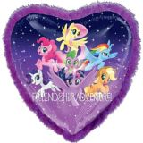 Giant My Little Pony Friendship Adventure Boa Heart Balloon | Amscannull