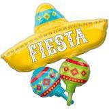 Giant Fiesta Sombrero Balloon, 31-in | Amscannull