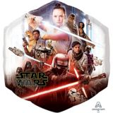 Giant Star Wars Episode IX Balloon, 28-in | Amscannull