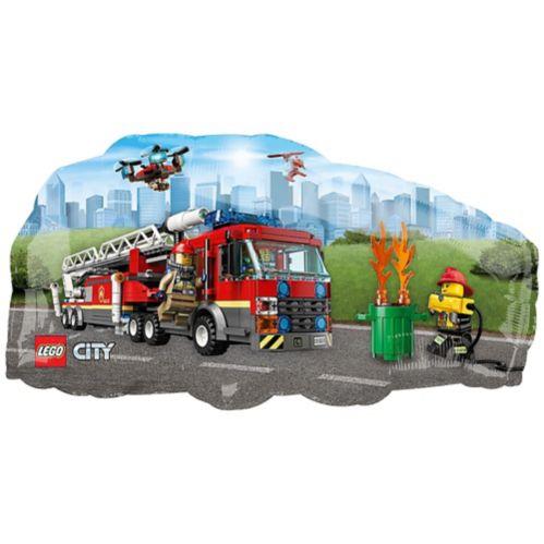 Giant Lego City Balloon