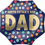 Happy Fathers Day Balloon | Amscannull
