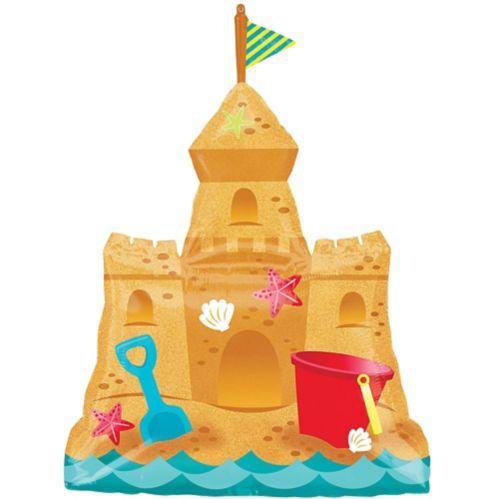 Sand Castle Balloon