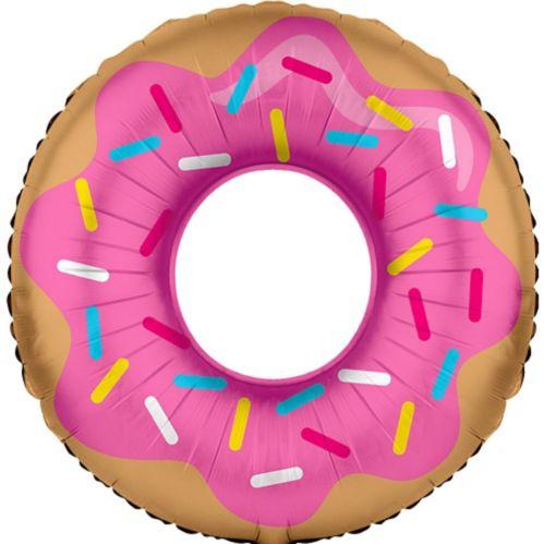 Donut Mylar Balloon Product image