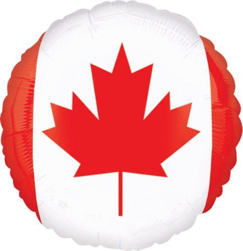 Canada Flag Balloon