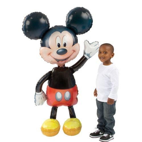 Giant Gliding Mickey Mouse Balloon, 52-in
