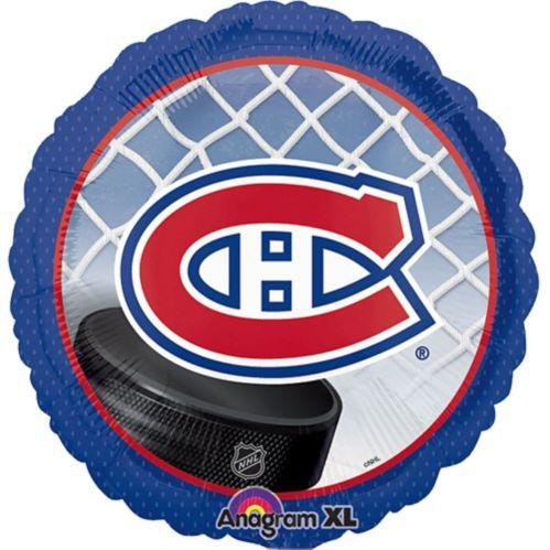 Ballon, Canadiens de Montréal