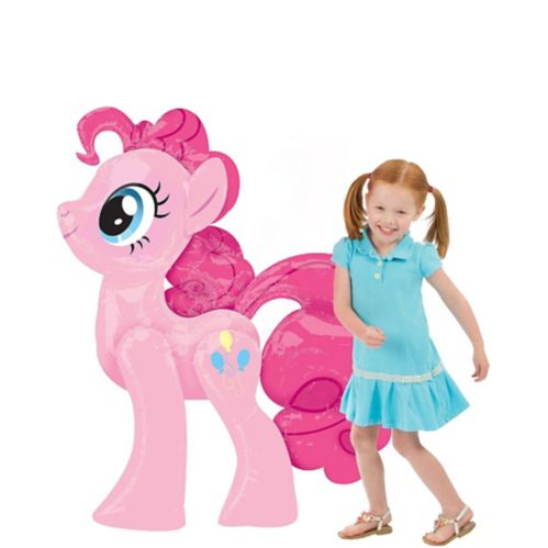 Giant Gliding My Little Pony Pinkie Pie Balloon, 47-in