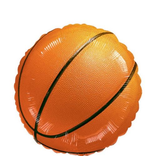 Basketball Balloon, 17-in Product image