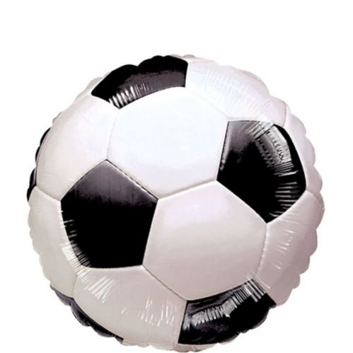 Soccer Ball Balloon, 18-in Product image