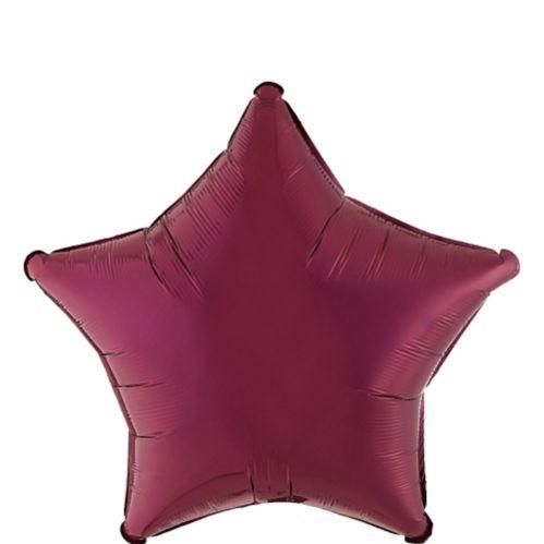 Ballon en forme d'étoile, 19 po