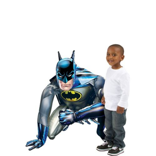 Giant Gliding Batman Balloon, 44-in